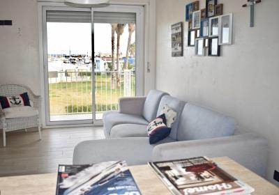 Casa Vacanze Appartamento Harbor House 2 Fronte Mare